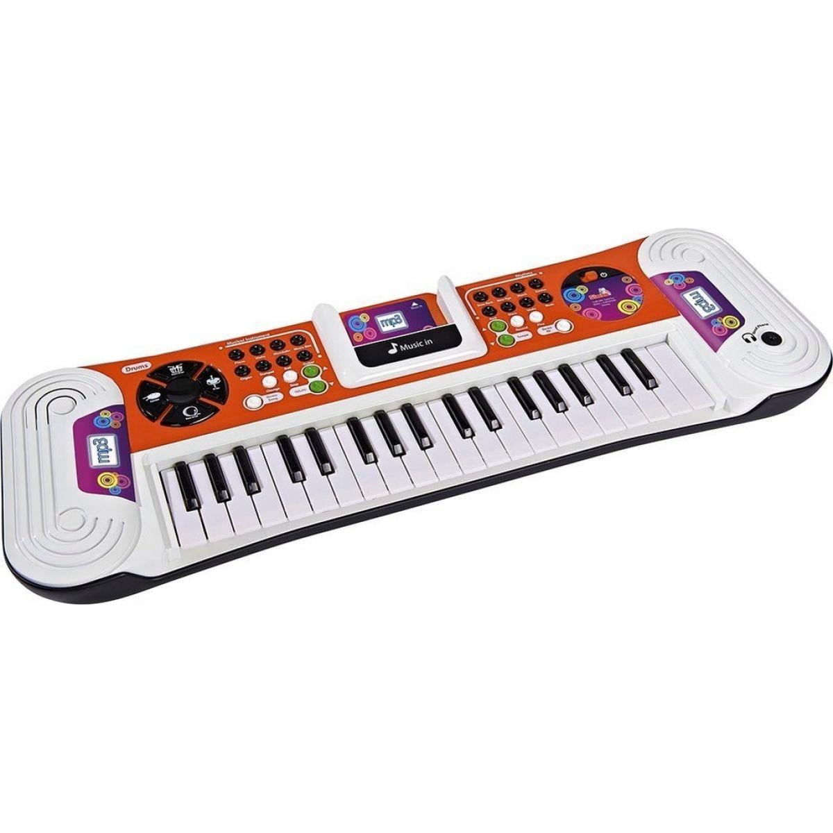 Simba Klávesy elektronické se vstupem pro MP3