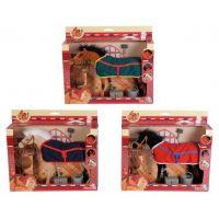 Simba S 4324964 - Kůň Champion Beautys - světlý, 25 cm