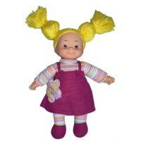 Simba Látková panenka Cheeky 38cm - Vlasy žluté - nezapletené