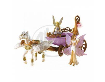 Simba S 4418530 - Magic Fairies kočár s koněm