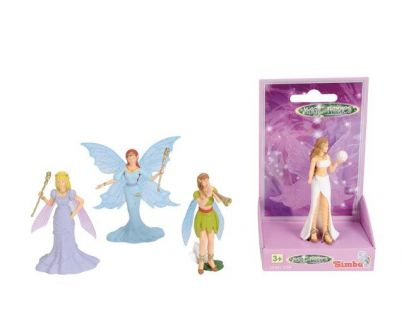 Simba S 4417754 - Magic Fairies figurka, 8cm, 4 druhy