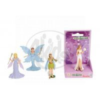 Simba S 4417754 - Magic Fairies figurka, 8cm, 4 druhy