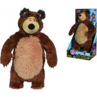 Simba Máša a medvěd Medvěd Míša Shake & Sound 43 cm