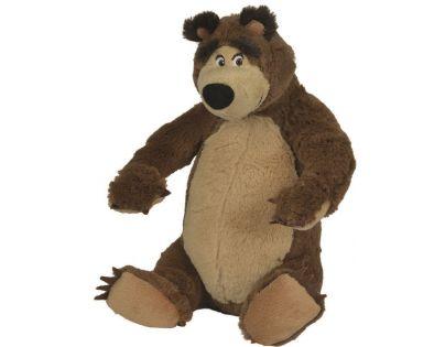 Simba Máša a medvěd Plyšový Medvěd 25 cm