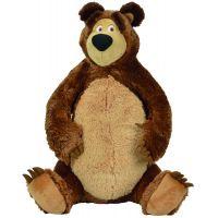 Simba Máša a medvěd Plyšový Medvěd 50 cm