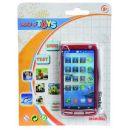 Simba Mobilní telefon s dotykovým displejem - Červená 2