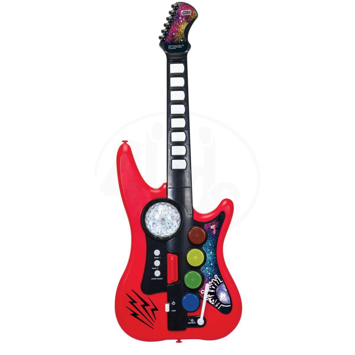 Simba My Music World Disco Kytara