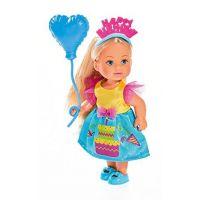 Simba Panenka Evička Happy Birthday modrý balónek