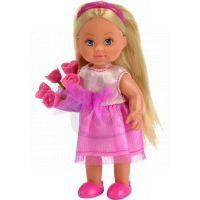 Simba Panenka Evička družička - Růžové šaty