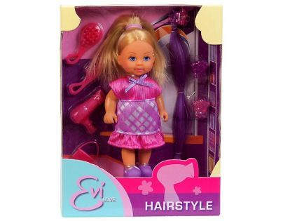 Simba  S 5733358 - Panenka Evička Ultra Hair