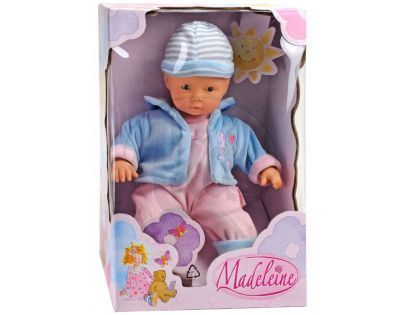 Simba Panenka Madeleine - Modrá bundička