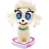 Simba Pejsek se jménem s kývací hlavou Chloe