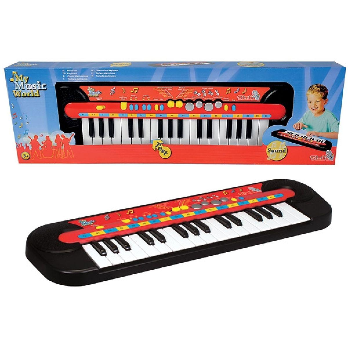 Simba Piáno na baterie 32 kláves