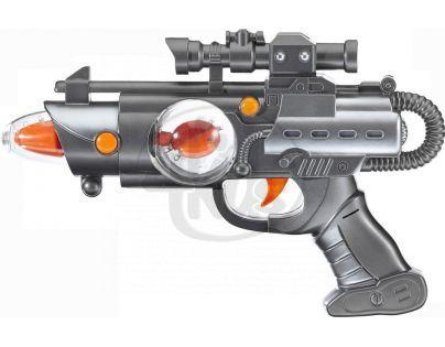Simba S 8046571 - Planet Fighter zbraň 22cm