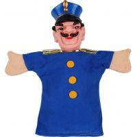Simba Plyšový maňásek Policista