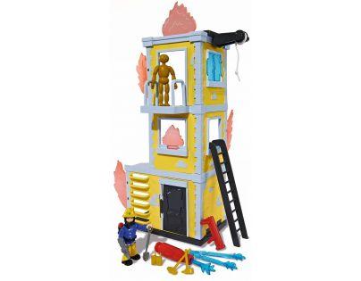 Simba Požárník Sam Hasičská věž 31 cm