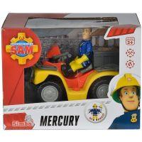 Simba Požárník Sam Mercury čtyřkolka
