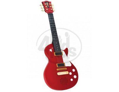 Simba Rocková kytara 56 cm - Červená