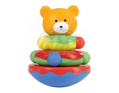 Simba S 4014690 - Skládačka medvídek