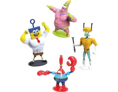 Simba SpongeBob Figurky sada Super Hero