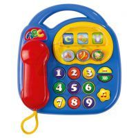 Simba S 4012412 - Baby telefon