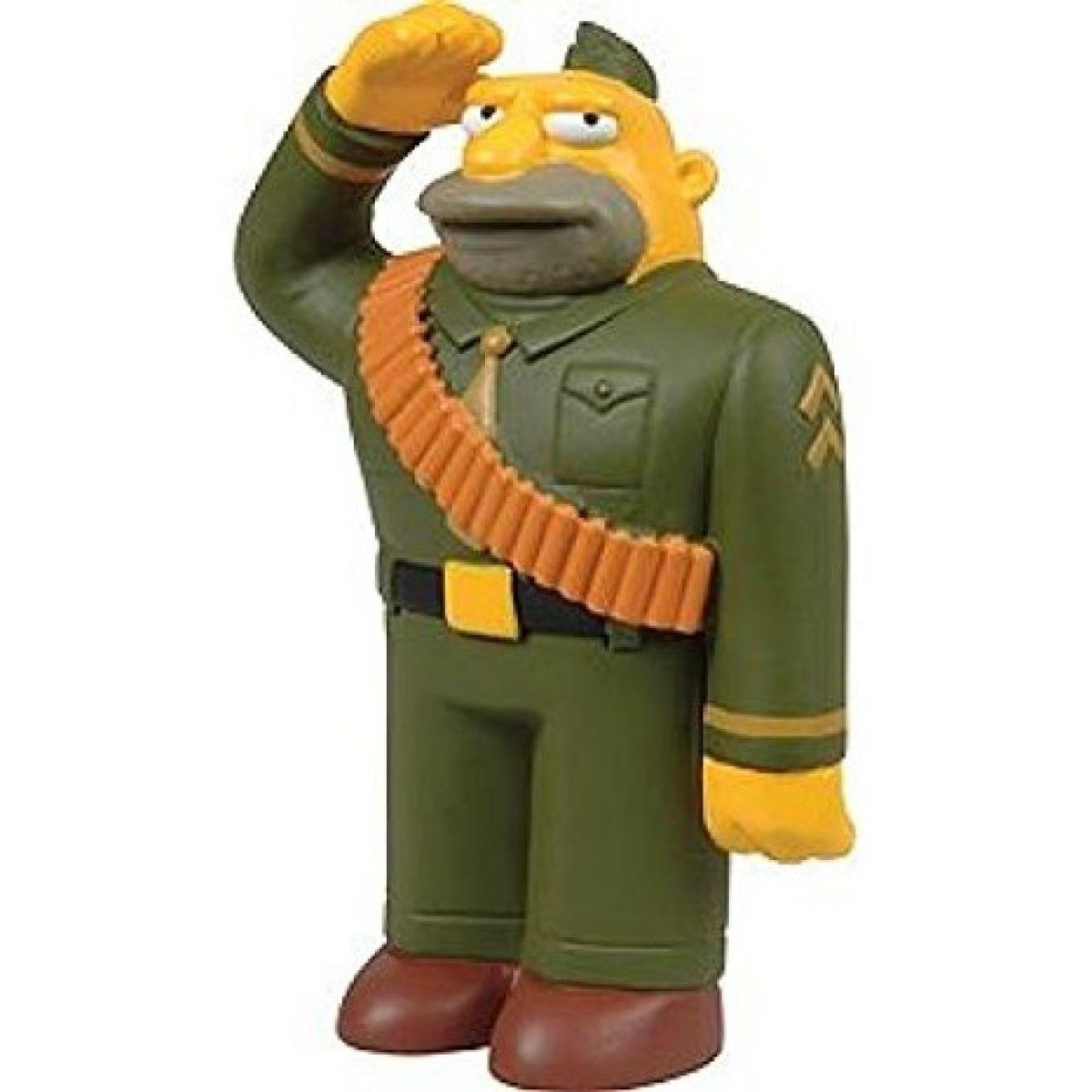 Simpsonovi Sběratelské figurky III.série - Corporal Punishment
