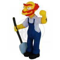 Simpsonovi Sběratelské figurky III.série - Willie
