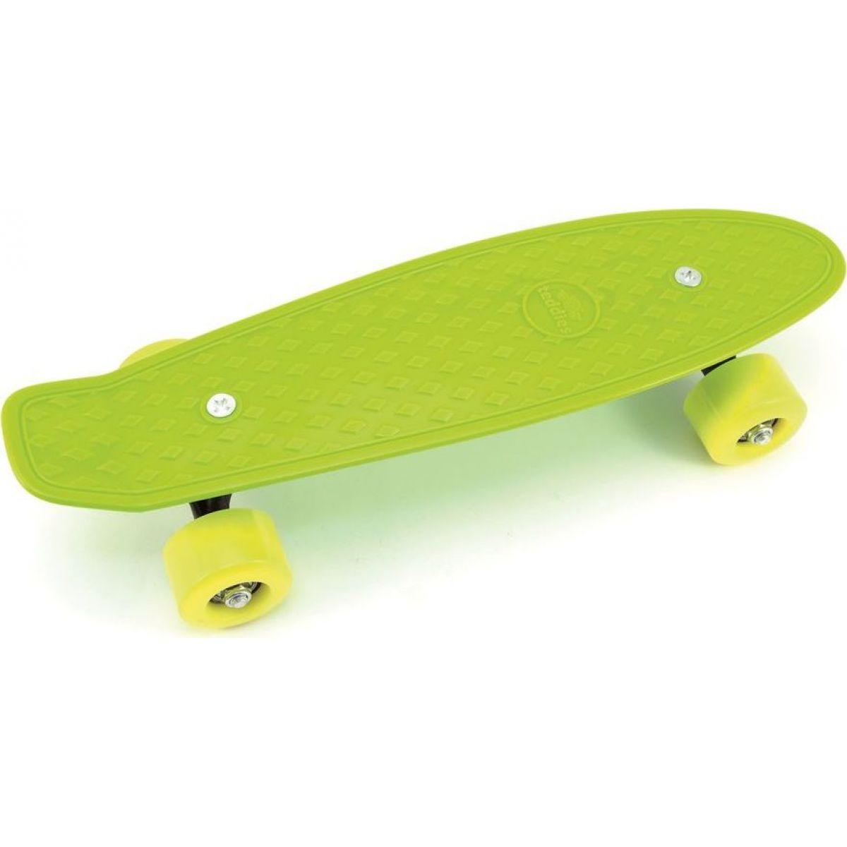 Skateboard pennyboard 43 cm zelený