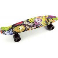 Skateboard pennyboard 60 cm barevný vzor