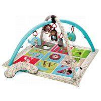 Skip Hop 307300 - ABC Zoo - Deka z hrazdou