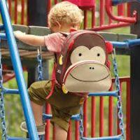 Skip hop Batůžek Zoo Opička 2