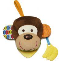 Skip Hop BB Knížka maňásek Opička
