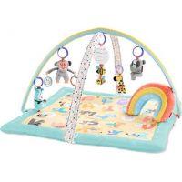 Skip Hop Deka na hraní 5 hraček, polštářek ABC & ME