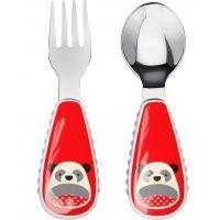 Skip Hop Zoo lžička a vidlička Panda