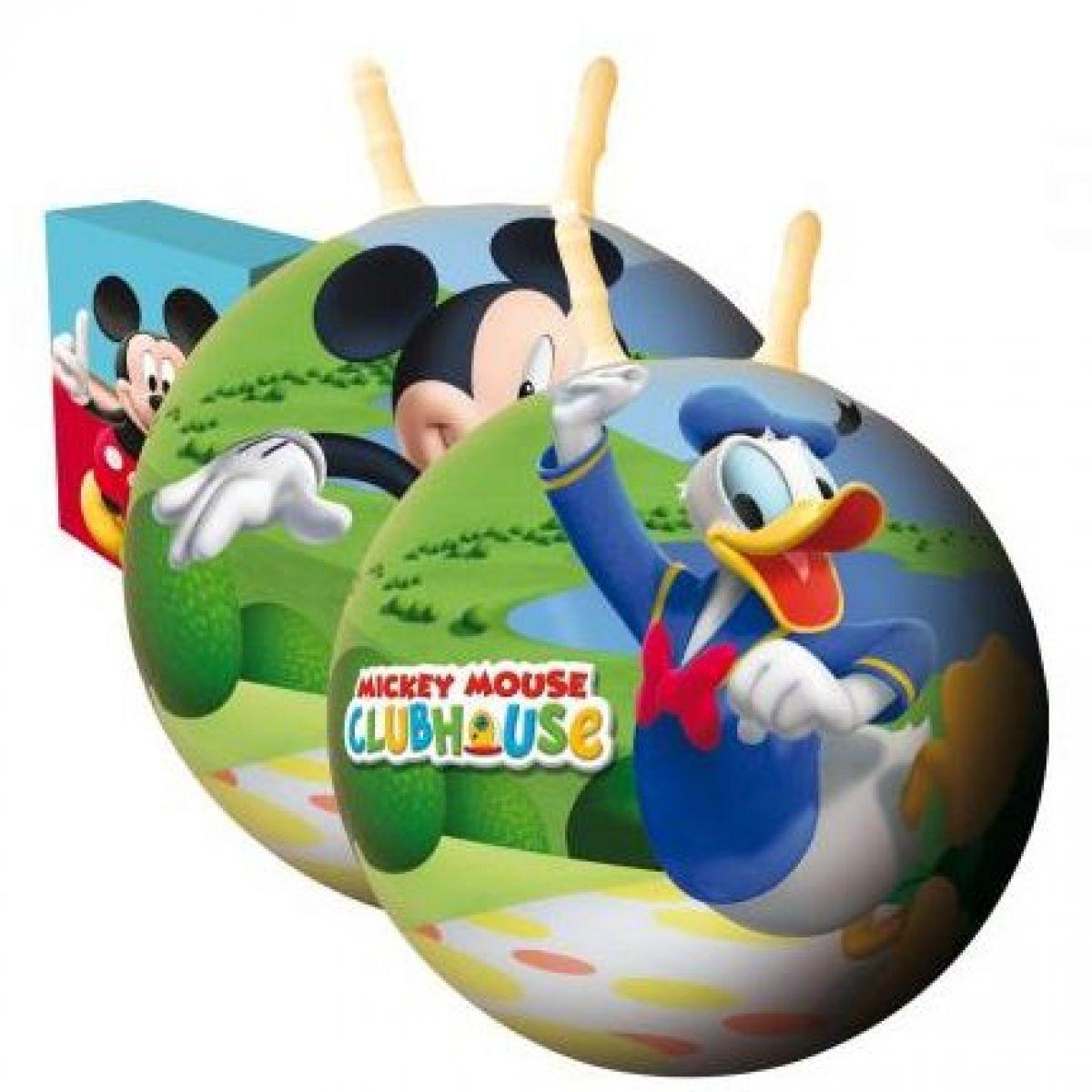 UNICE 1624 - Skákací míč Disney Mickey (50cm)