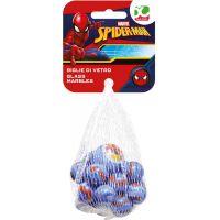 HM Studio Skleněné kuličky Spiderman
