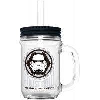 Sklenice plastová 690 ml Star Wars