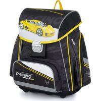 Karton P+P Školní batoh Premium auto