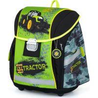 Karton P+P Školní batoh Premium Light traktor