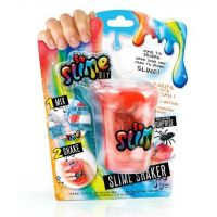 EP Line Slime sliz 1pack pro kluky červený