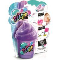 Slime sliz Bubble Kelímek fialová