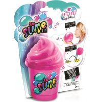 Slime sliz Bubble Téglik ružový