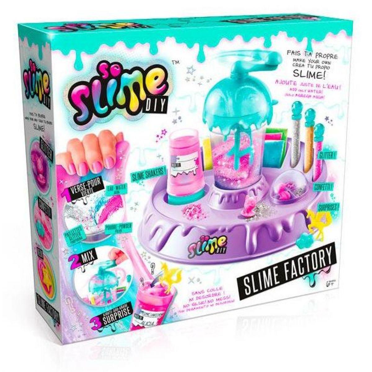 EP Line Slime sliz továrna na sliz pro holky