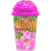 Slimy Crunchy 122 g růžový
