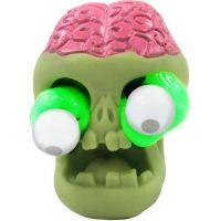 EP Line Slimy se zombie hlavou 80 g slizu zelený sliz 2