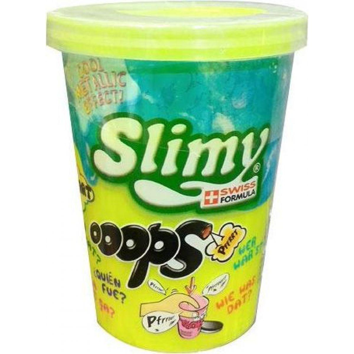 EP Line Slimy sliz metalic prdící kelímek 80 g žlutý