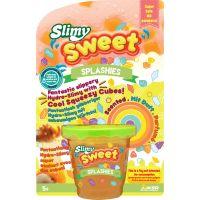 Slimy Sweet Splashies 180 g oranžový