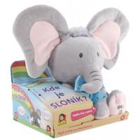 Sloník - hra na schovávačku 3