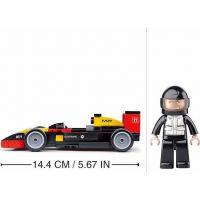 Sluban Formule F1 3