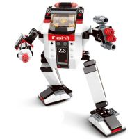 Sluban Stavebnice 3v1 Vesmírný robot 3